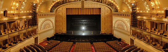 Award-Winning Theater in San Francisco - Jersey Boys at the Orpheum