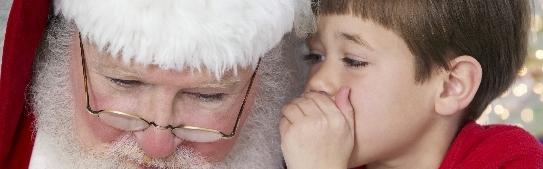 San Francisco Holiday Activities - Santa Claus at Japan Center Mall East