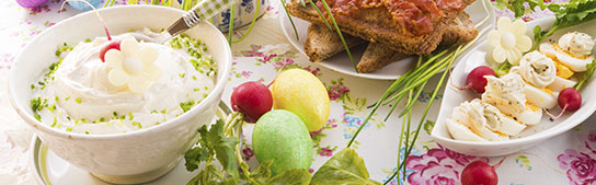San Francisco Dining - Easter Brunch at Nikko's Restaurant ANZU