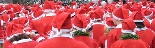 San Francisco Events - SantaCon Pub Crawl - December 10