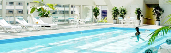 San Francisco Hotel with Pool: New Swimming Oasis Now Open!