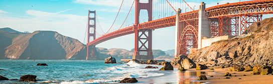 The Perfect Summer Day in San Francisco - Hotel Nikko San Francisco