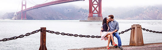 Top 6 Most Romantic Things to Do In San Francisco