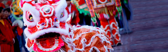 The World-Famous San Francisco Chinese New Year Parade & Festival