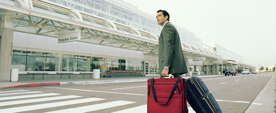 How early should I arrive before my flight?