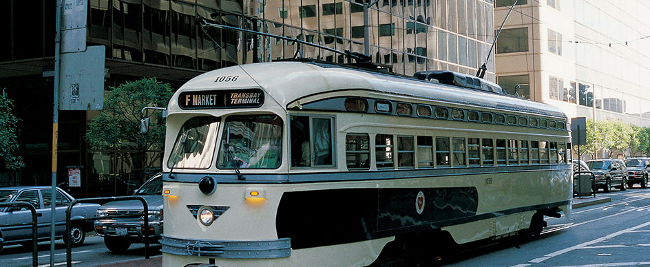 How much is San Francisco bus fare?