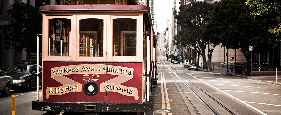 Is it easy to hop on a San Francisco Cable Car?