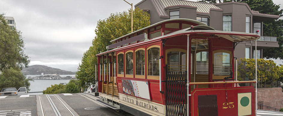 What are the hours of operation for the cable cars?